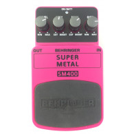 Behringer SM400 Super Metal