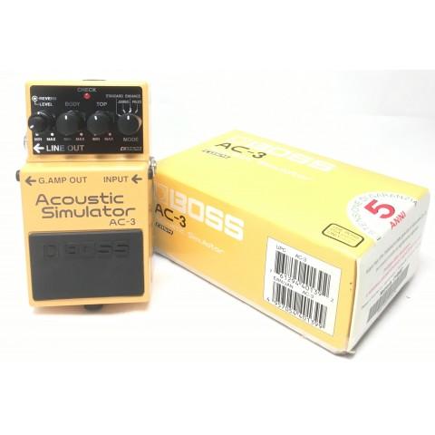 Boss AC-3 Acustic Simulator