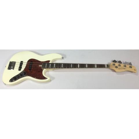 Marcus Miller Sire V7 Vintage Swamp Ash 4 WB White Blonde