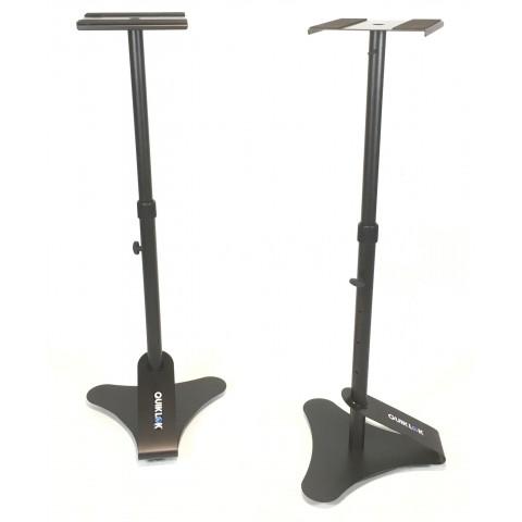 Quiklok BS402 coppia supporti monitor regolabili