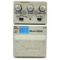 Ibanez DE7 Delay Echo