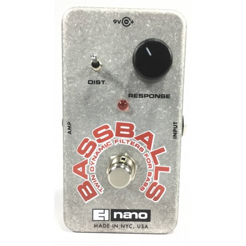Electro Harmonix Bass Balls Nano