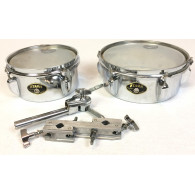 Tama MT810ST mini timbales 8 + 10