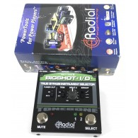 Radial Engineering Tonebone Bigshot I/O