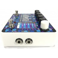 Electro Harmonix Chatedral Stereo Reverb