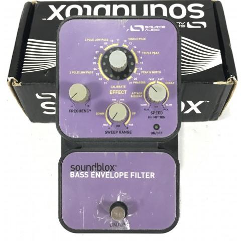 Source Audio Bass Envelope Filter