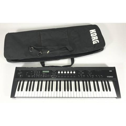 Korg PS60 Performance Synthesizer con custodia