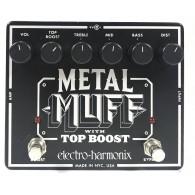 Electro Harmonix Metal Muff with Top Boost