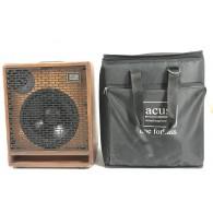 Acus One ForBass combo per basso con custodia