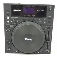 Gemini CDJ 250 Lettore CD e MP3