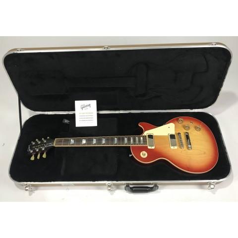Gibson Les Paul Deluxe Heritage Cherry Burst serial 150028244