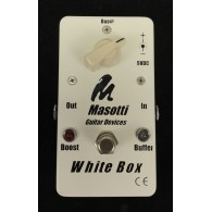 Masotti White Box Buffer Booster