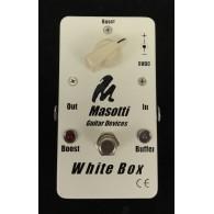 Masotti White Box Buffer Booster