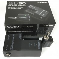 Boss WL-50 sistema wireless