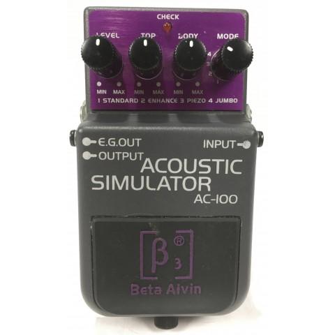 Beta Alvin AC-100 Acoustic Simulator