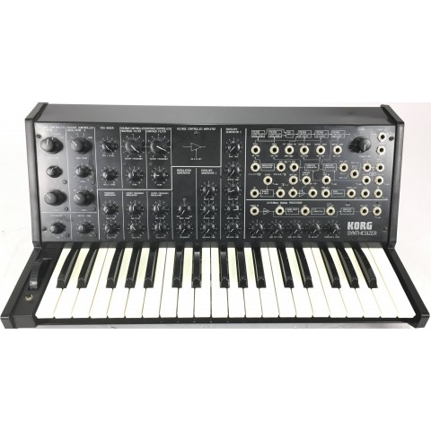 Korg MS-20 Synth