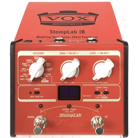 Vox StompLab IB Bass