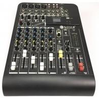 RCF L-Pad 8CX Mixer con effetti e lettore Mp3