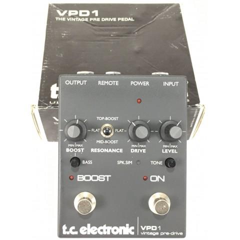 Tc Electronic VPD1 Vintage Pre Drive