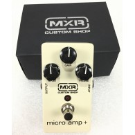 MXR Micro Amp Plus CSP233 Custom Shop