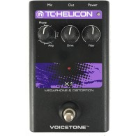 Tc Helicon VoiceTone X1 Megaphone & Distortion