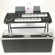 Orla R310P con flight case e supporto