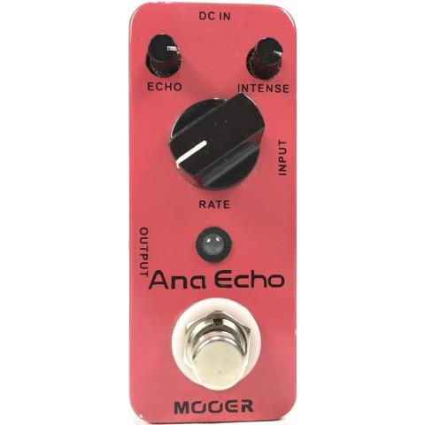 Mooer Ana Echo Analog Delay