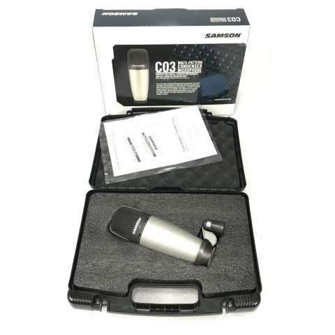 Samson C03 microfono a condensatore