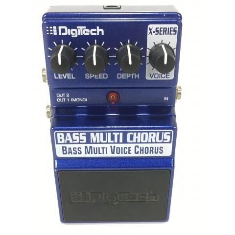 Digitech XBC Bass Multi Chorus