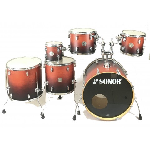 Sonor Force 2005 Full Birch 22 batteria acustica