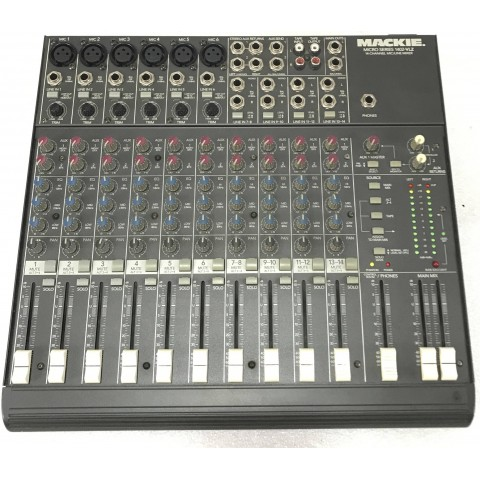 Mackie 1402 VLZ Made in USA