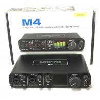 Motu M4 Scheda Audio USB-C