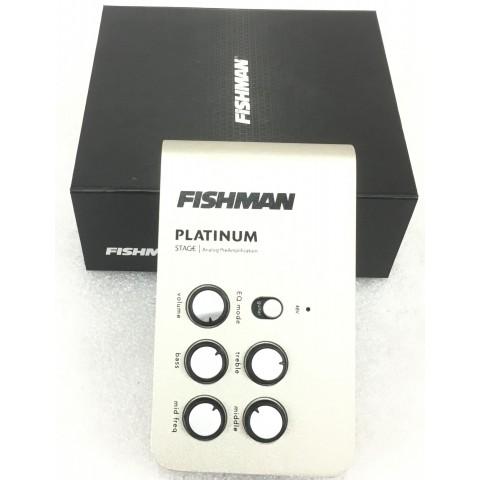 Fishman Platinum Stage EQ DI