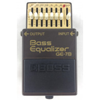 Boss GE-7B Bass Equalizer made in Japan