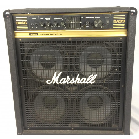 Marshall Dynamic Bass System 72410 Made in England