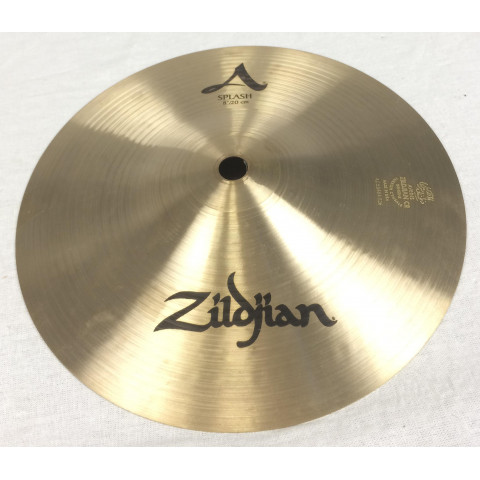 Zildjain A Custom Splash 8