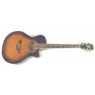 Yamaha APX 7c Brown Sunburst con custodia rigida