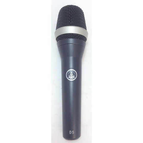Akg D5C microfono dinamico