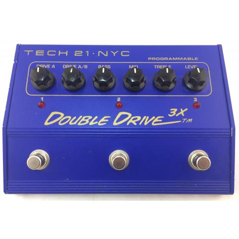 Tech 21 Double Drive 3X