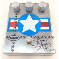 T-Rex Michael Angelo Batio Overdrive Distortion
