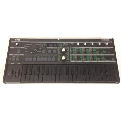 Korg Microkorg Black Limited Edition