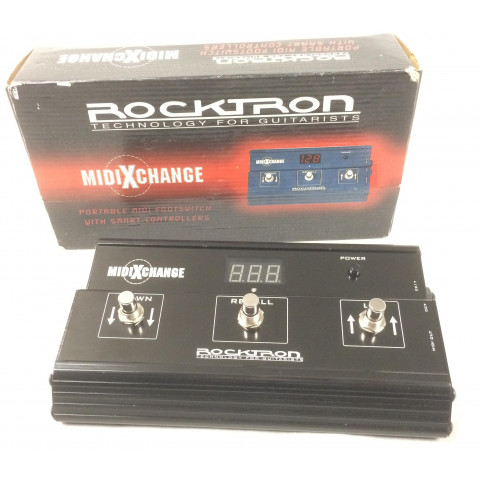 Rocktron MIDI Exchange
