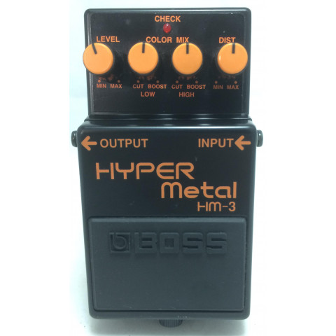 Boss HM-3 Hyper Metal