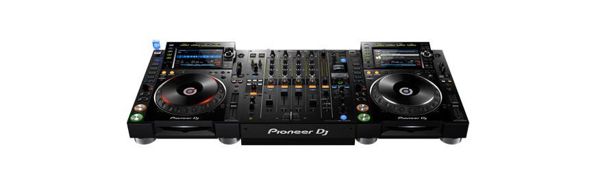 Attrezzatura per DJ